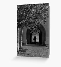 Promenade sur la Seine, Paris Greeting Card