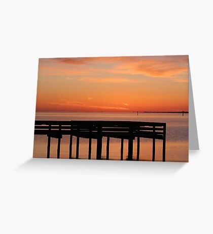 Dawn Of A New Day Greeting Card