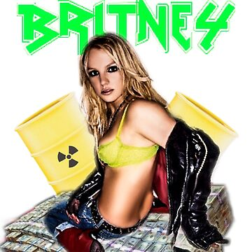 Britney Toxic by 3xcessive