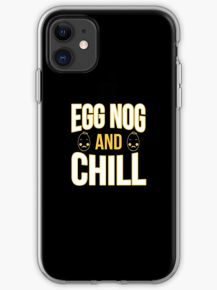 Funny Eggnog Nog Hoodie Milk Punch Cream Sugar Eggs Beverage Drink Humor