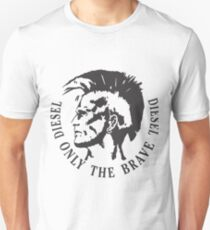 Diesel  only the brave Unisex T-Shirt