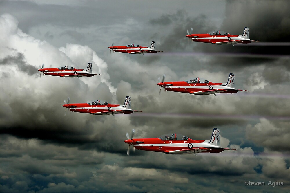 Roulettes by Steven  Agius
