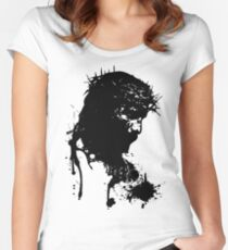 blood_saviour Women's Fitted Scoop T-Shirt
