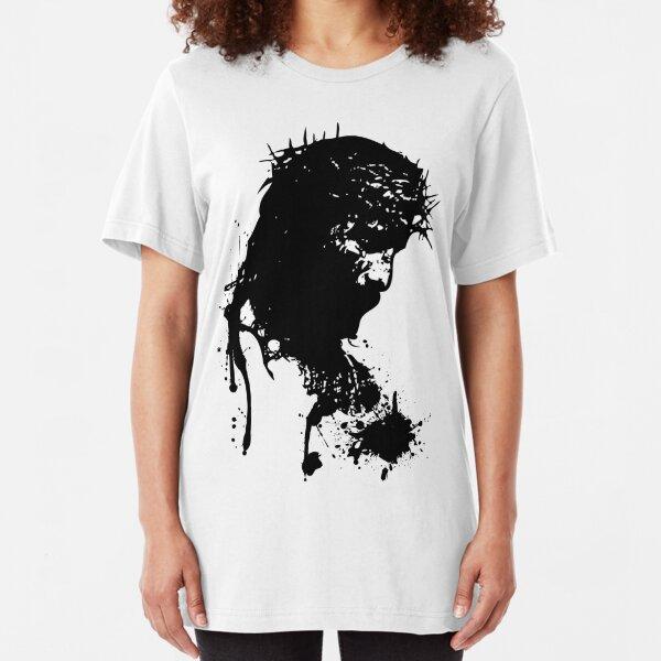blood_saviour Slim Fit T-Shirt