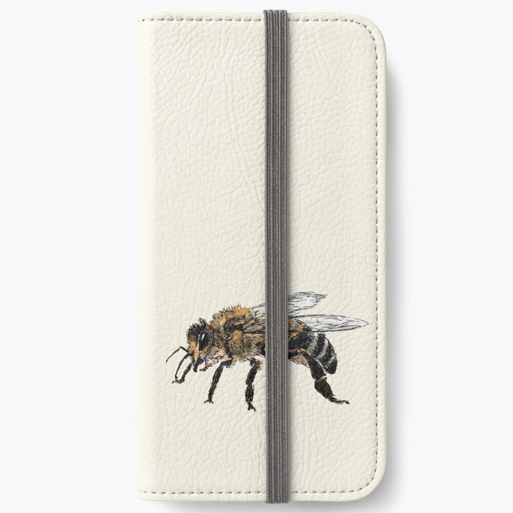 Honey Bee iPhone Wallet