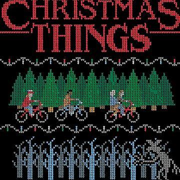 Christmas Things by nvagkeseb