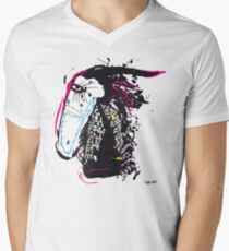 Monster drawing sweet Men's V-Neck T-Shirt