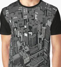 Persona 5 City Graphic T-Shirt