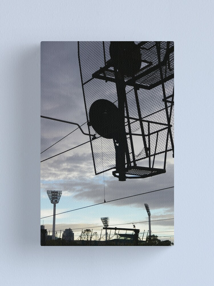 Alternate view of Show Me A Signal Canvas Print