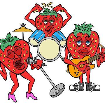 Strawberry Jam by bgilbert