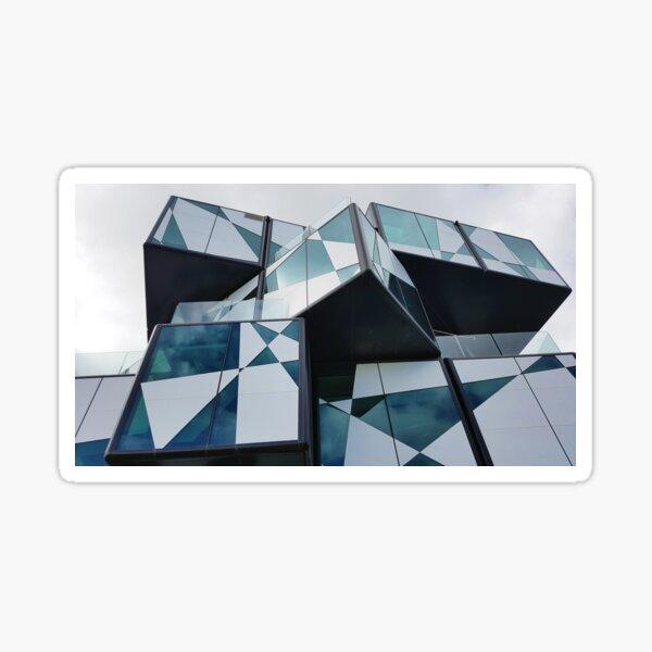 The Cube, Mclaren Vale Sticker