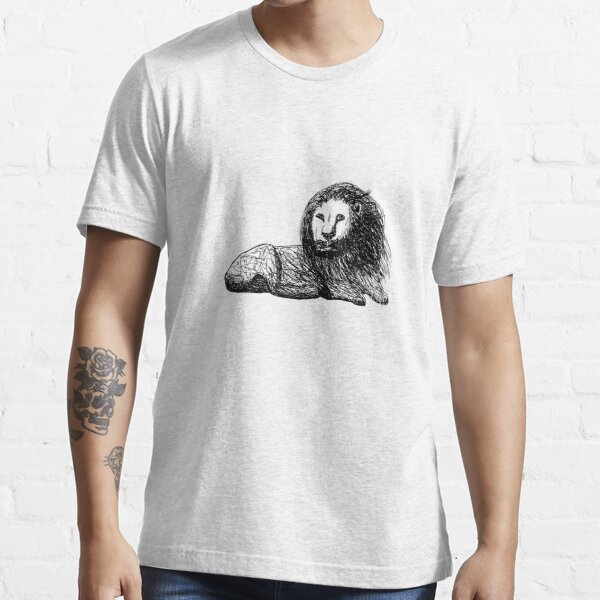 Lion of Lion Essential T-Shirt