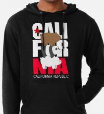 ecbeac9b Sudadera con capucha ligera California - Nosotros osos desnudos