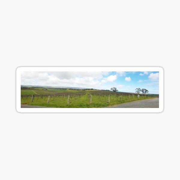 Mclaren Vale - Winery Sticker