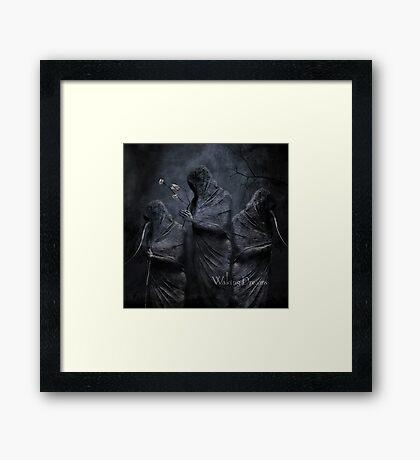 No Title 67 Framed Print