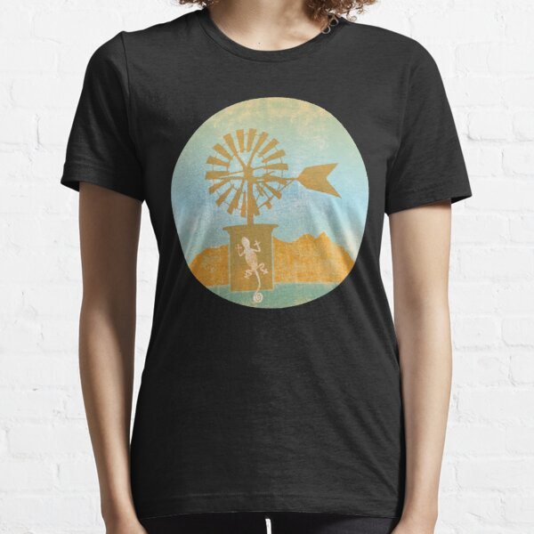 Windmühle - Balearen Essential T-Shirt