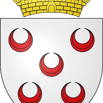 Qormi, Malta coat of arms by clubwah
