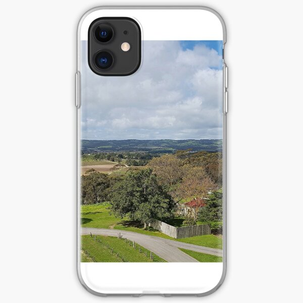 Mclaren Vale - Winery iPhone Soft Case