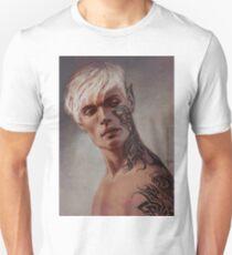 Rowan Whitethorn Throne of Glass Slim Fit T-Shirt