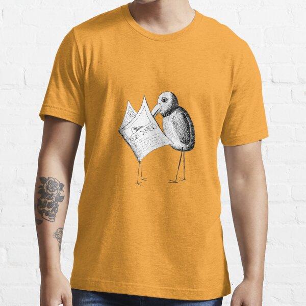 News Schmews Essential T-Shirt