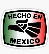 Mexican Pride Stickers Redbubble