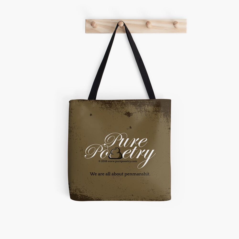 We Are All About Penmanshit Tote Bag