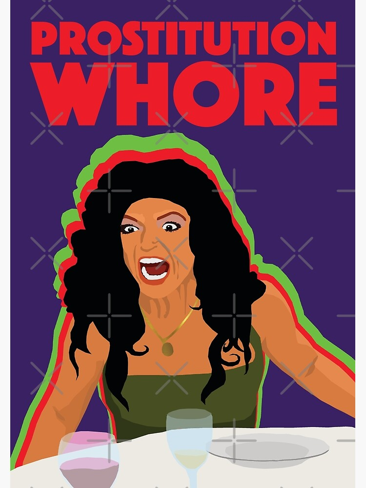 TERESA GIUDICE  |  Prostitution Whore  |  RHONJ (Real Housewives of New Jersey) by TheBoyHeroine