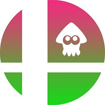Super Smash Bros Ultimate - Inklings by felixthekarl