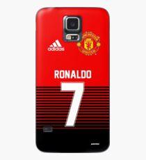 Cristiano Ronaldo - Manchester United Home 2018/19 Case/Skin for Samsung Galaxy