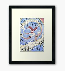 Tenten (Naruto) Framed Print