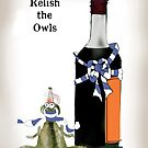 No.9 Relish the Owls by Tony Fernandes