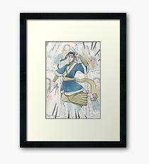 Haku (Naruto) Framed Print