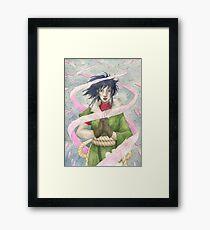 Guren (Naruto) Framed Print