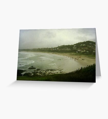 Surf Carnival Greeting Card