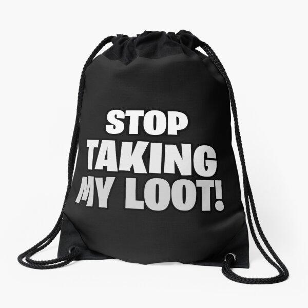 Loot Drawstring Bag