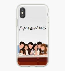Vinilo o funda para iPhone Friends Serie
