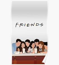 Friends Show Poster
