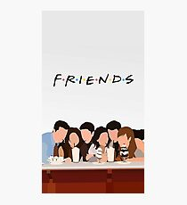 Friends Show Photographic Print