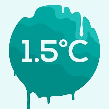 1.5°C Degrees by yanmos