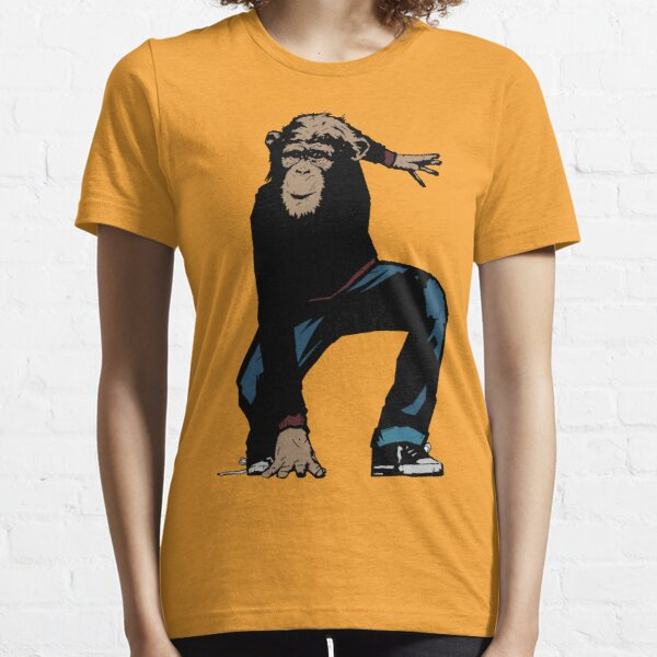 Monkey Street Fighter Essential T-Shirt