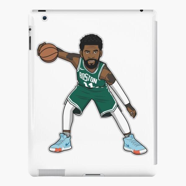 Kyrie Irving Cartoon Style iPad Snap Case