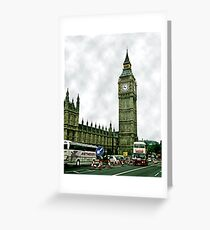 Big Ben 2000 Greeting Card