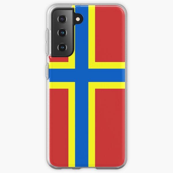 Flag of Orkney, Scotland Samsung Galaxy Soft Case