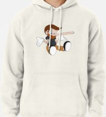 Pinocchio Style! Pullover Hoodie