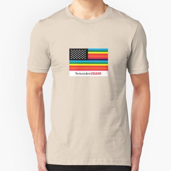 New Order Slim Fit T-Shirt
