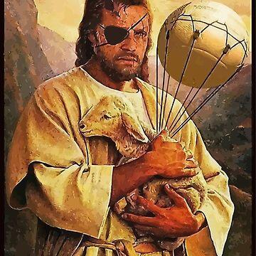 Metal Gear - Nuestro padre Big Boss de Bigcoin