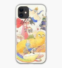 jake the snake adventure time iphone case