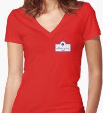 Albaicín · Granada   Camiseta entallada de cuello en V