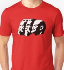Marx Engel Lenin Unisex T-Shirt