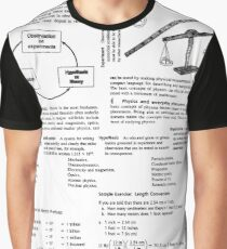 General Physics. Chapter 1. Physics, the Fundamental Science #General #Physics #Chapter #Fundamental #Science #GeneralPhysics #FundamentalScience #Chapter1 Graphic T-Shirt